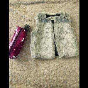 Oshkosh B'gosh Fur Vest